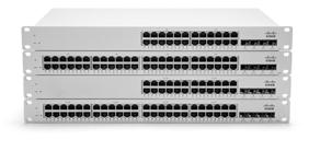 Computo.Tpu.mx - Hardware - Cisco Meraki - Conmutadores de acceso gestionados a través de la nube